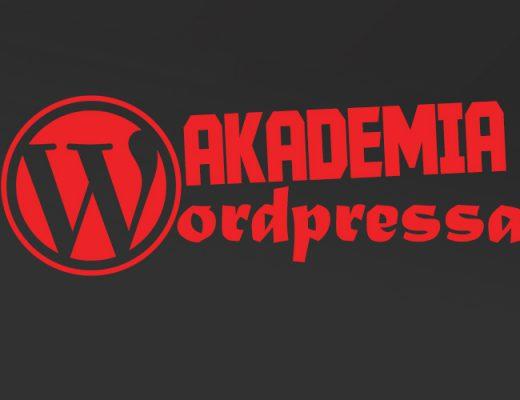 Akademia Wordpressa by Kamil Rzeźnik