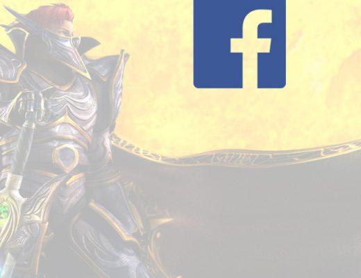 Start gry Internetowej - kampania reklamowa na Facebooku