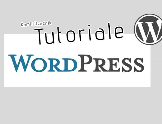 TUTORIALE WORDPRESS POMOC