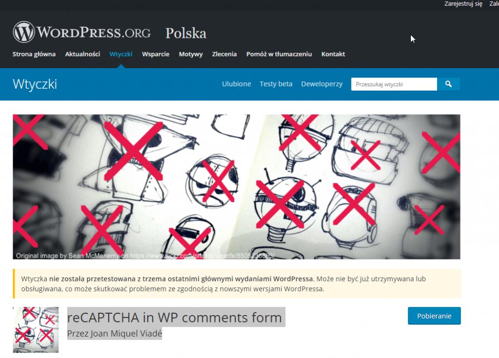 Wordpress Spam w Komentarzach (prośba o moderację) - jak skutecznie zaradzić?