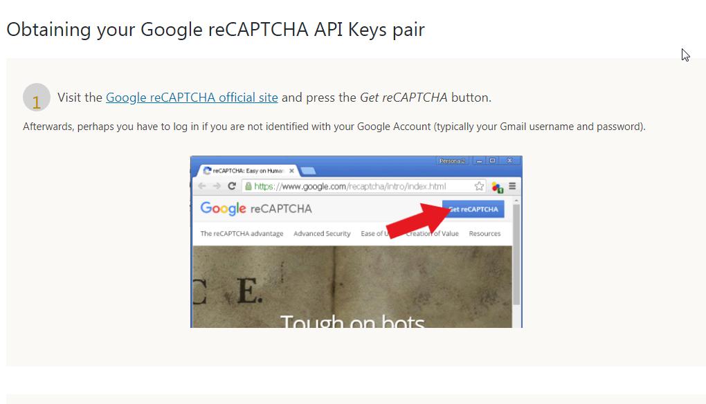 RECAPTCHA w komentarzach wordpress